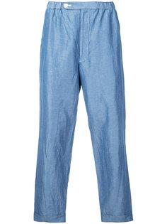 укороченные брюки свободного кроя Kaptain Sunshine