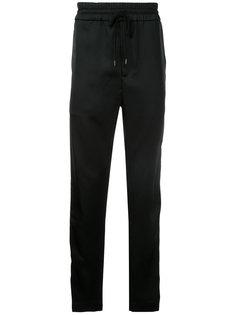 зауженные брюки с полосками по бокам Cmmn Swdn