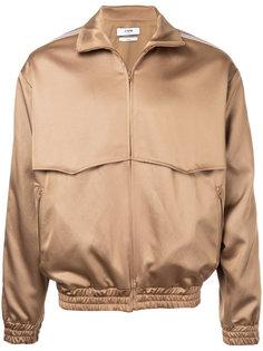 куртка-бомбер  с шелковым воротником Cmmn Swdn
