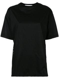 футболка корсетного кроя Le Ciel Bleu