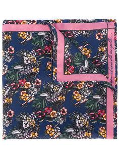 нагрудный платок с цветочным принтом Fefè