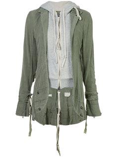 E-1 hooded jacket Greg Lauren