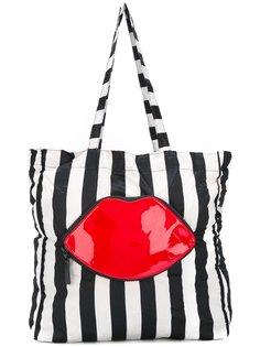 съемная сумка-шоппер Lulu Guinness