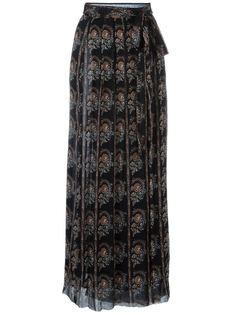 юбка с запахом Sesley  Isabel Marant Étoile