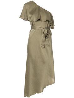 one shoulder dress  Zimmermann