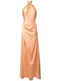 длинное платье Phobe Maria Lucia Hohan
