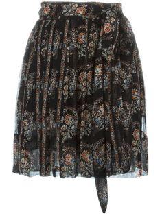 юбка с запахом Sistle  Isabel Marant Étoile
