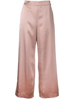 укороченные широкие брюки Cityshop