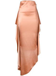 юбка с драпировкой  Paula Knorr