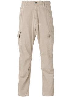 брюки свободного кроя Pt01