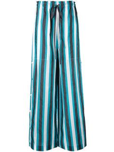 полосатые брюки-палаццо Ports 1961