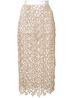 кружевная юбка Fleur Du Mal