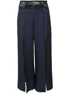 брюки PJ с разрезами спереди  Fleur Du Mal