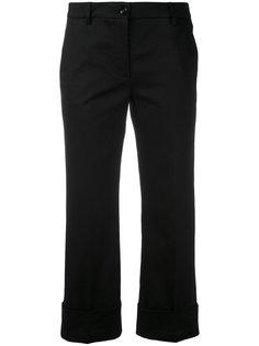 укороченные брюки с подвернутыми манжетами LAutre Chose