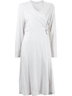 платье с запахом Astraet