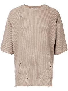 свитер с рукавами по локоть monkey time