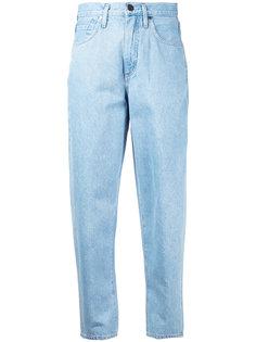 джинсы с завышенной талией Goldsign