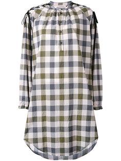 plaid shirt dress A.F.Vandevorst