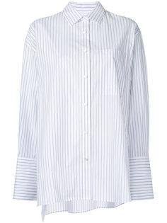 полосатая рубашка мешковатого кроя Le Ciel Bleu