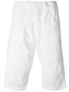 шорты с панельным дизайном  Alexandre Plokhov