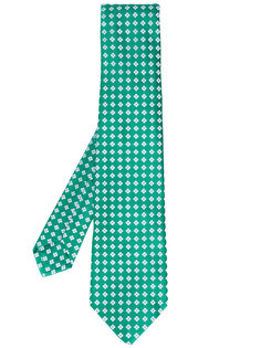 floral print tie  Kiton