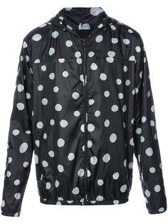 куртка с капюшоном с принтом Stampd