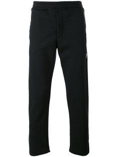 классические спортивные брюки Alexander McQueen