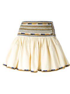 мини-юбка Saxen Isabel Marant