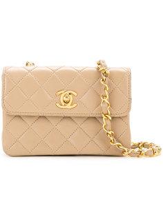 micro mini chain bag Chanel Vintage