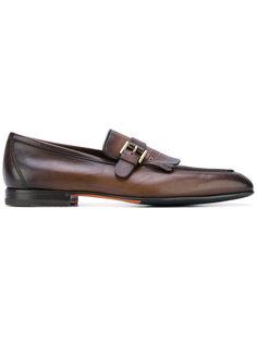 fringed loafers  Santoni