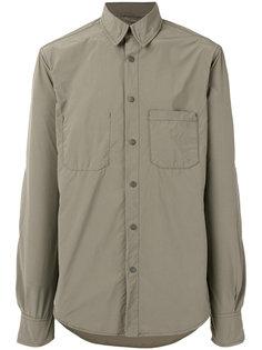 рубашка на пуговицах Aspesi