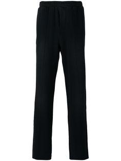 прямые спортивные брюки  MSGM