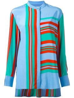 блузка в полоску Diane Von Furstenberg