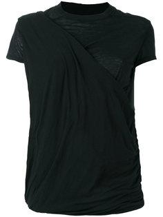 базовая футболка Rick Owens DRKSHDW