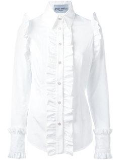 рубашка с оборками Daizy Shely