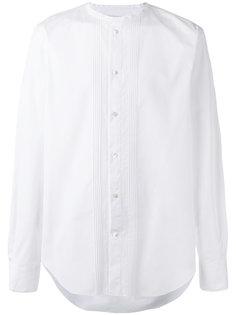 рубашка без воротника  Ermanno Scervino