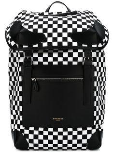 рюкзак в клетку Givenchy