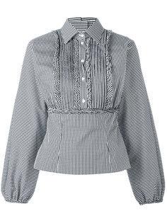 клетчатая рубашка Dolce & Gabbana