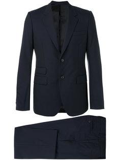 костюм с пиджаком на двух пуговицах Givenchy