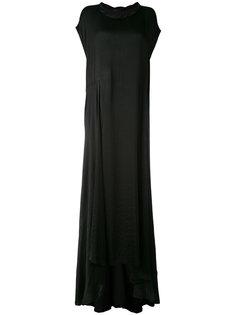 длинное платье-футболка  Haider Ackermann