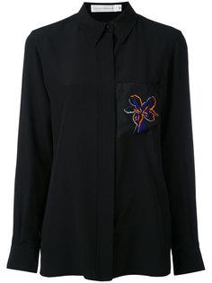 рубашка с длинными рукавами  Victoria Beckham