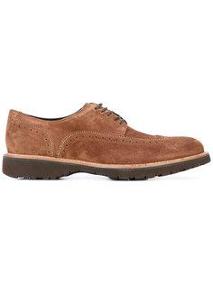 классические туфли дерби Salvatore Ferragamo