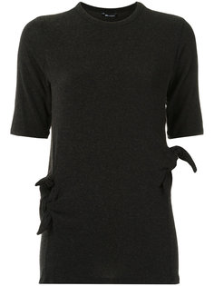 knot detail blouse Uma | Raquel Davidowicz