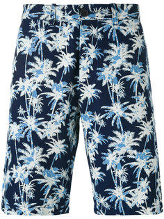 palm tree print shorts  Edwin