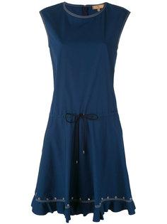 sleeveless drawstring dress  Fay
