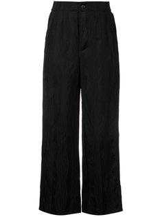 расклешенные брюки Uma Wang