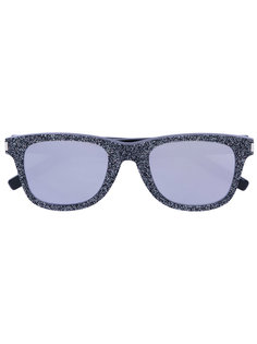 солнцезащитные очки с блестками Saint Laurent