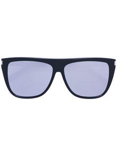 солнцезащитные очки в квадратной оправе Saint Laurent