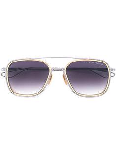 солнцезащитные очки в объемной оправе Dita Eyewear