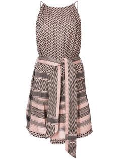 belted slip dress Cecilie Copenhagen